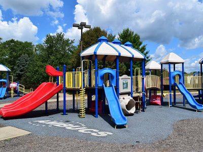 Ambucs Playground Danville Il